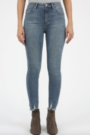 Articles of Society High Waist Jeans - Front cropped