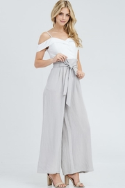 The Clothing Co High Waist Jumpsuit - Other