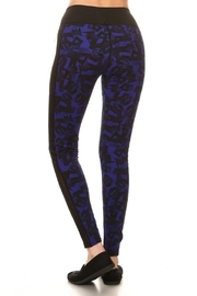 New Mix High Waist Legging - Side cropped