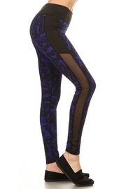 New Mix High Waist Legging - Front cropped