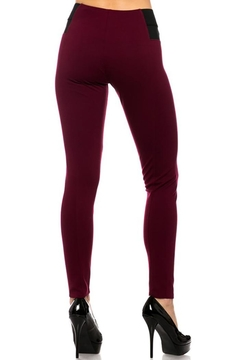 Lovetree High Waist Leggings - Alternate List Image