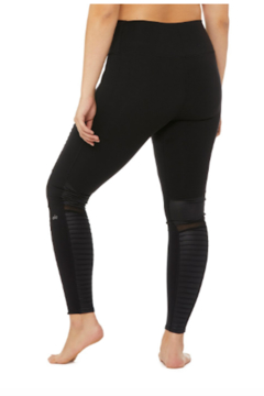 ALO High Waist Moto Legging - Alternate List Image