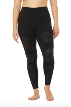 ALO High Waist Moto Legging - Product List Image