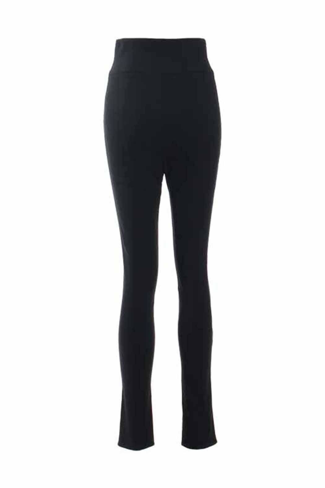 Renamed Clothing High Waist Pants - Front Full Image