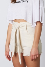 Cotton Candy  High Waist Short - Product Mini Image