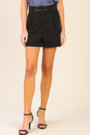 Skies Are Blue HIGH WAIST SHORTS - Product Mini Image