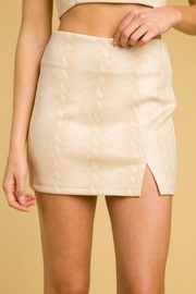 honey belle High Waist Skirt - Product Mini Image