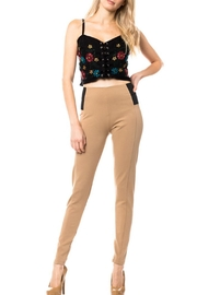 Love Tree High-Waist Solid Pant-Leggings - Product Mini Image
