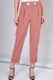 Do & Be High Waist Trousers - Front cropped