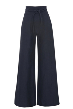 Martin Grant HIGH WAIST WIDE LEG PANT - Product List Image