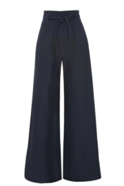 Martin Grant HIGH WAIST WIDE LEG PANT - Front cropped