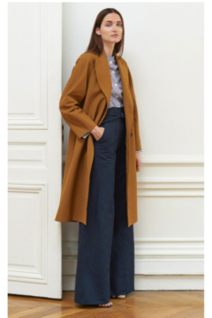 Martin Grant HIGH WAIST WIDE LEG PANT - Alternate List Image