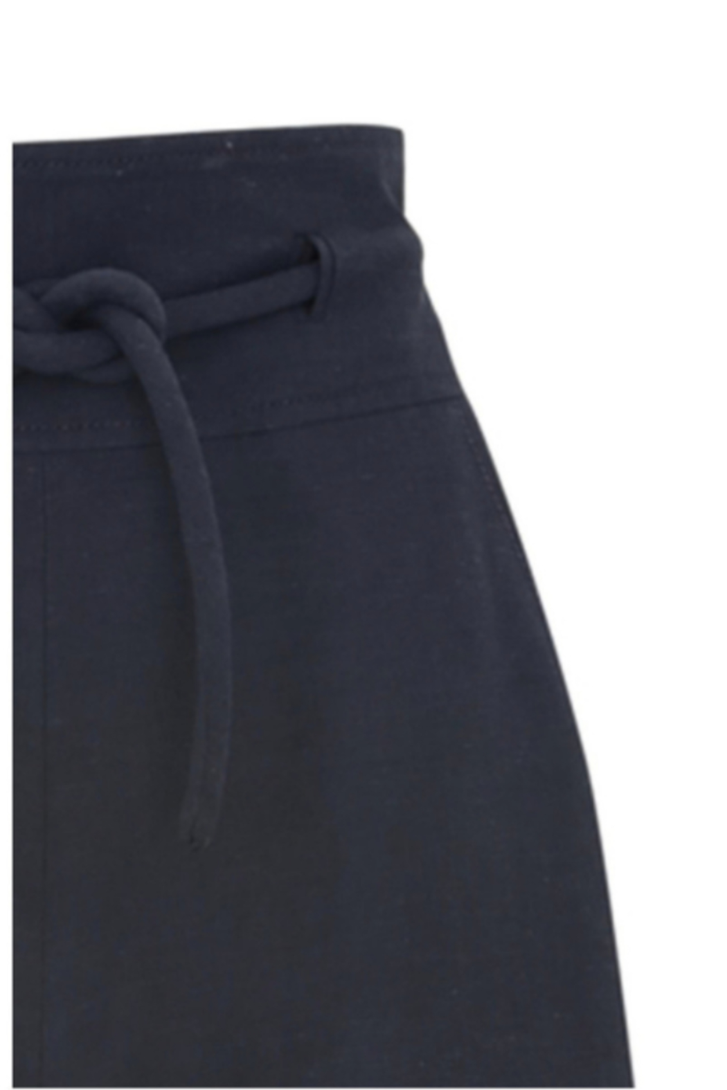 Martin Grant HIGH WAIST WIDE LEG PANT - Side Cropped Image