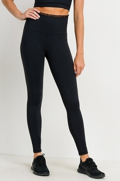 Mona B High waist Yoga Pants - Product List Image