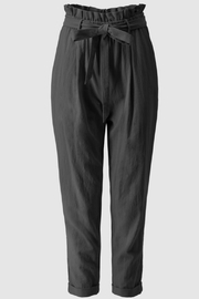 Favlux High-Waisted Ankle Pants - Front cropped