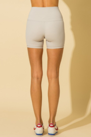 HYFVE High Waisted Biker Short - Front full body
