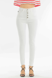 KanCan High Waisted Button Fly Skinny - Product Mini Image