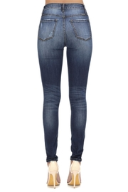KanCan High Waisted Buttonfly - Side cropped