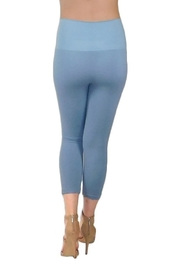 Elietian High-Waisted Cropped Legging - Side cropped