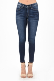 KanCan High Waisted Dark - Front cropped