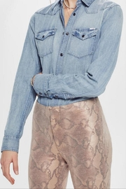 Mother High Waisted Looker - Other