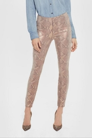 Mother High Waisted Looker - Back cropped