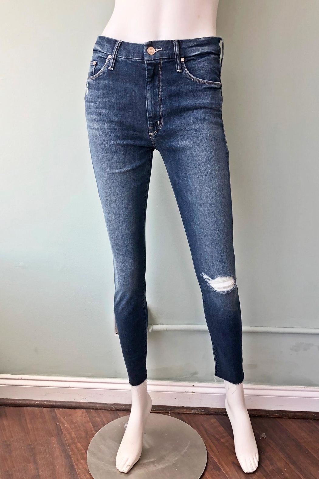 Mother High Waisted Looker - Front Full Image