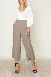 Double Zero High Waisted Pant - Product Mini Image