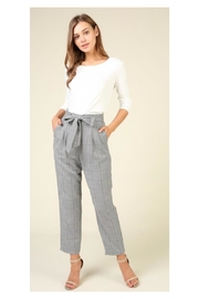 Polly & Esther High Waisted Pants - Product Mini Image