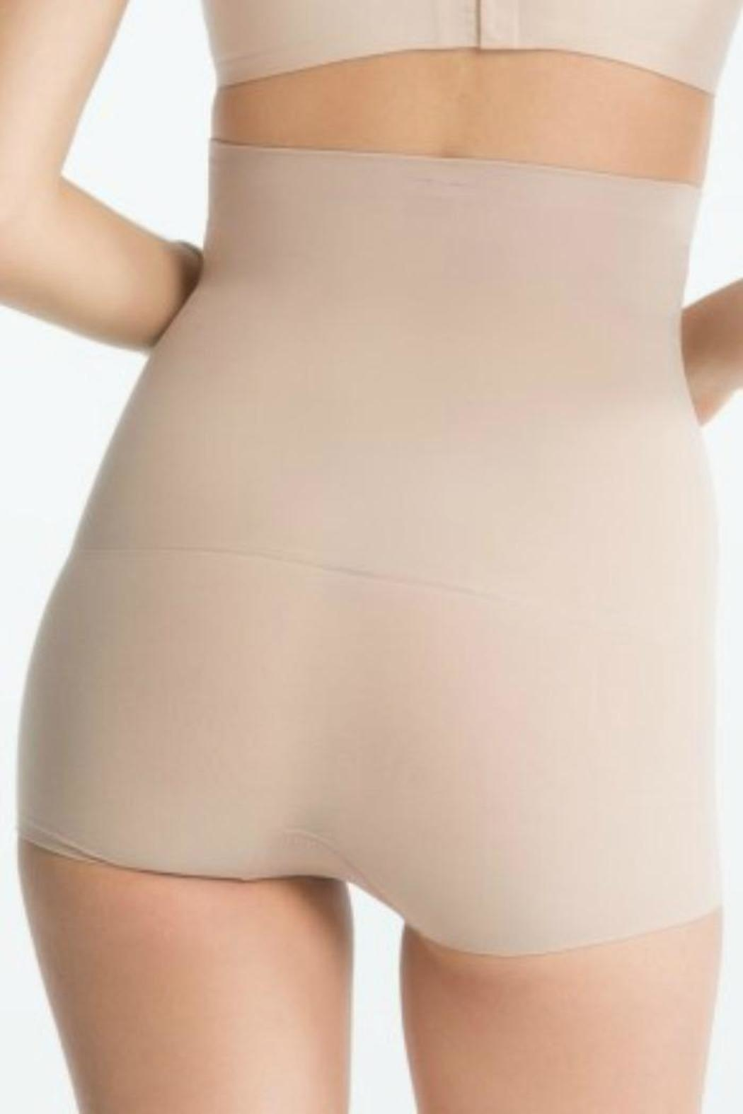 Spanx High Waisted Shaper Boyshort - Side Cropped Image