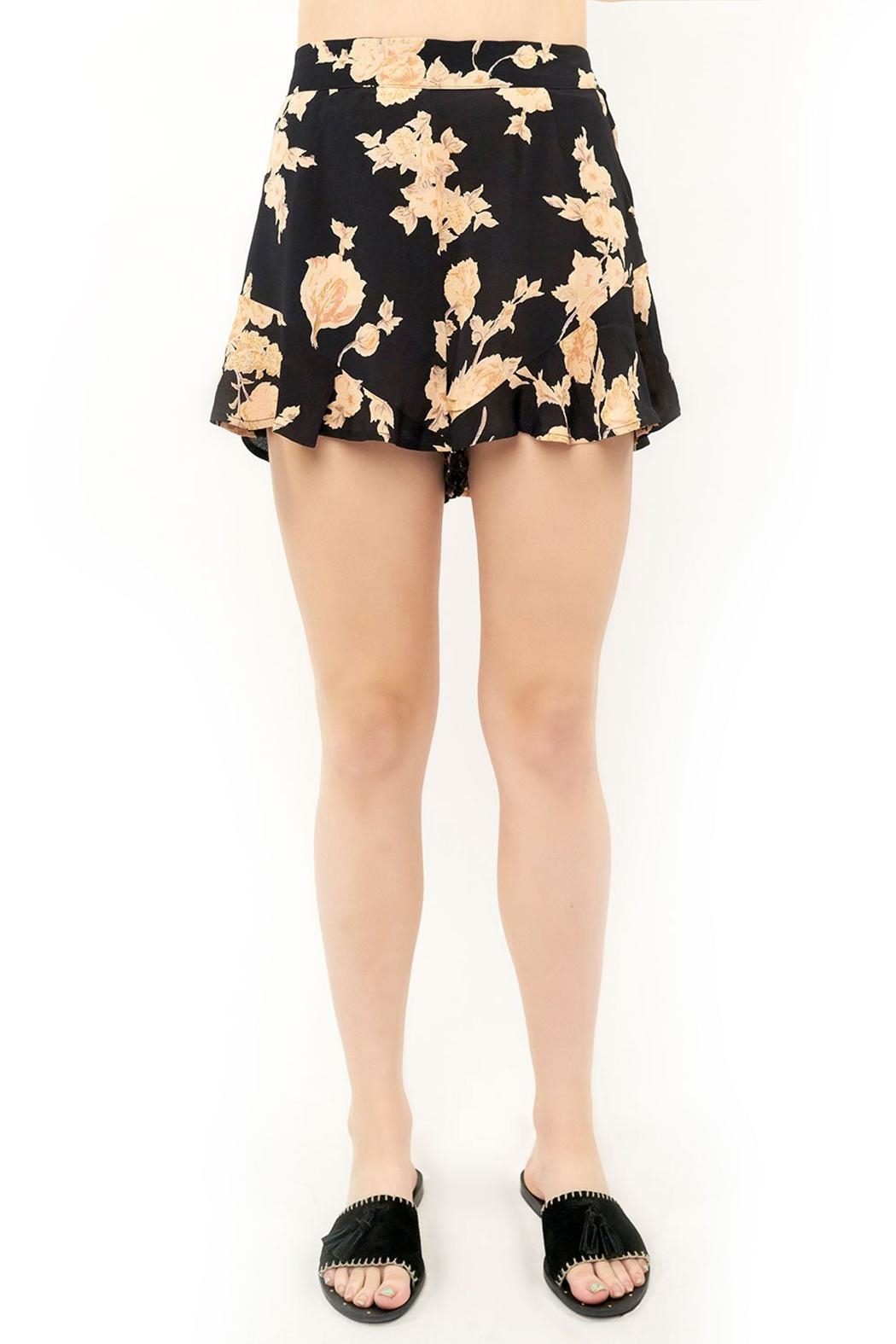 Saltwater Luxe High Waisted Short - Main Image