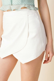 Honey Punch High Waisted Skirt - Front cropped