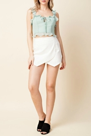 Honey Punch High Waisted Skirt - Side cropped