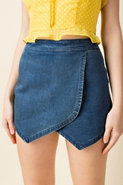 Honey Punch High Waisted Skirt - Product Mini Image