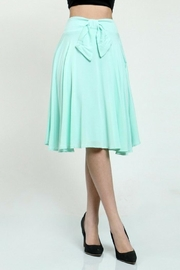 WTD High Waisted Skirt - Product Mini Image