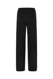Esse Studios High Waisted Stretch Jersey Trouser - Product Mini Image