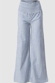Trend:notes High-Waisted Stripe Pant - Product Mini Image