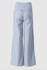 Love Tree High-Waisted Striped Pants - Side cropped