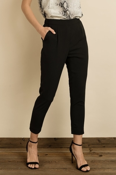 dress forum High Wasted Cigarette Pants - Product List Image