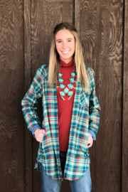 Tasha Polizzi Highland Shirt - Product Mini Image