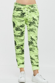 Imagine That Highlighter Camo Pants - Product Mini Image
