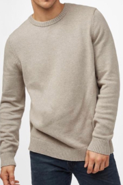 Ten Tree Highline Cotton Crew Sweater - Product Mini Image