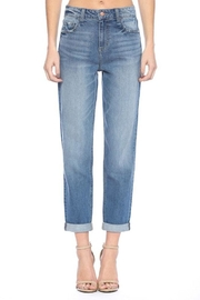 Cello Jeans Highrise Girlfriend Jeans - Product Mini Image