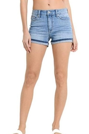 Just USA Highrise Released Cuffed - Front cropped