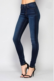 Flying Monkey Highrise Skinny Jean - Front full body
