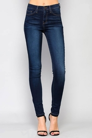 Flying Monkey Highrise Skinny Jean - Front cropped