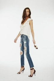 MCGUIRE DENIM Highrise Slim Jean - Front cropped