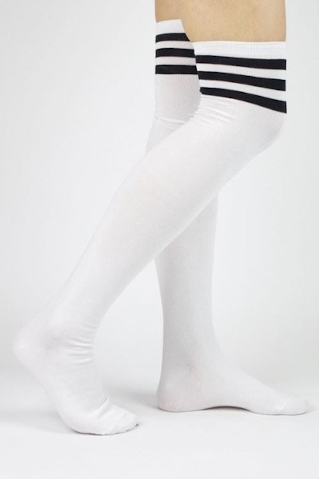 Scout Clothing & Decor Highschool Otk Sock - Front Cropped Image