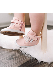 Little Love Bug Company Hightop - Pink - Side cropped