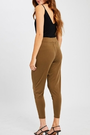 Gentle Fawn Highwaisted Cropped Pants - Side cropped